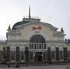 Железнодорожные вокзалы в Петровске