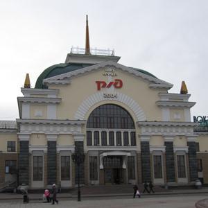 Железнодорожные вокзалы Петровска